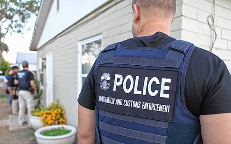 "ICE: ""Citizens Academy"""